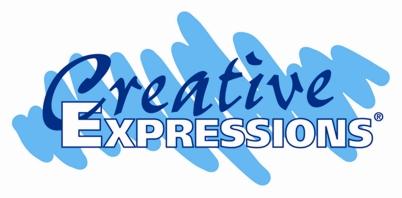 Creative ExpressionLogo (size adj)